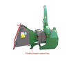 Tractor Hydraulic Wood Chipper